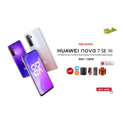 HUAWEI NOVA 7 SE 5G 8GB RAM+128GB